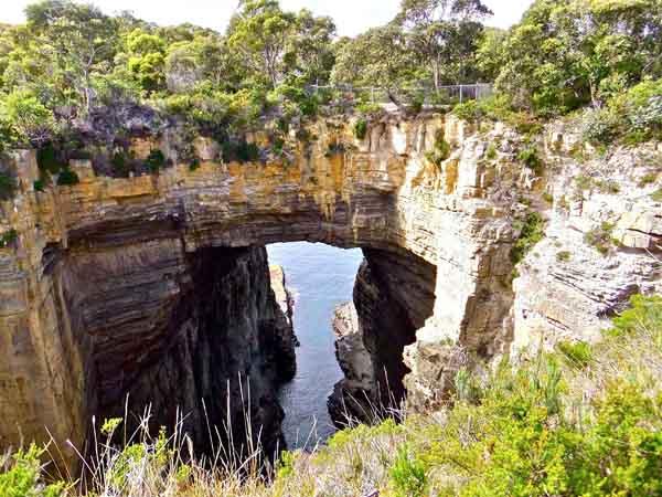 aus-blick | Tasman Arch